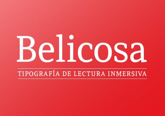 TIPOGRAFÍA BELICOSA