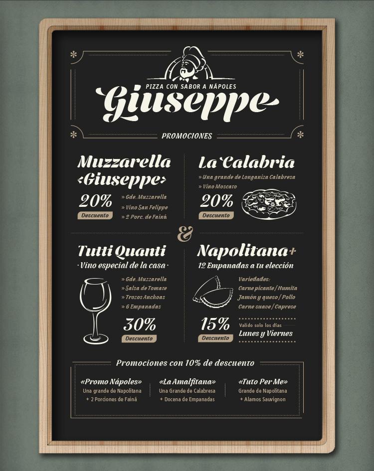Pizzería Giuseppe